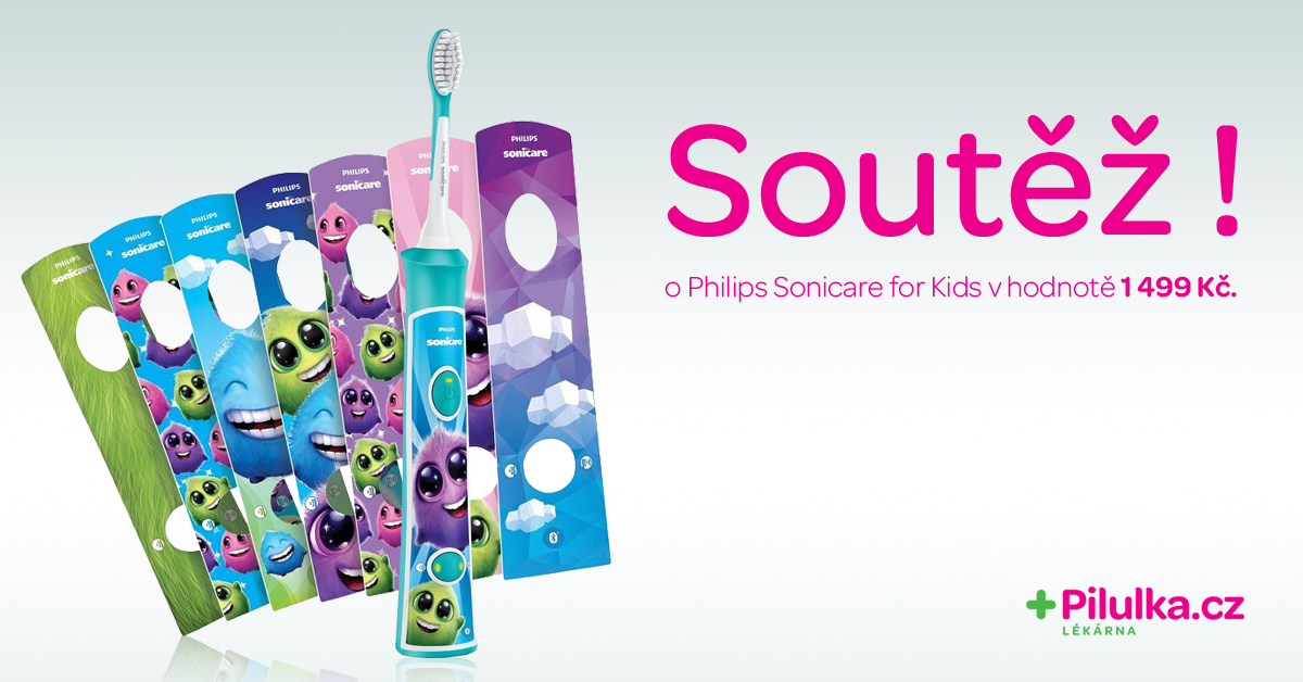 banner soutez fb philips for kids_CZ